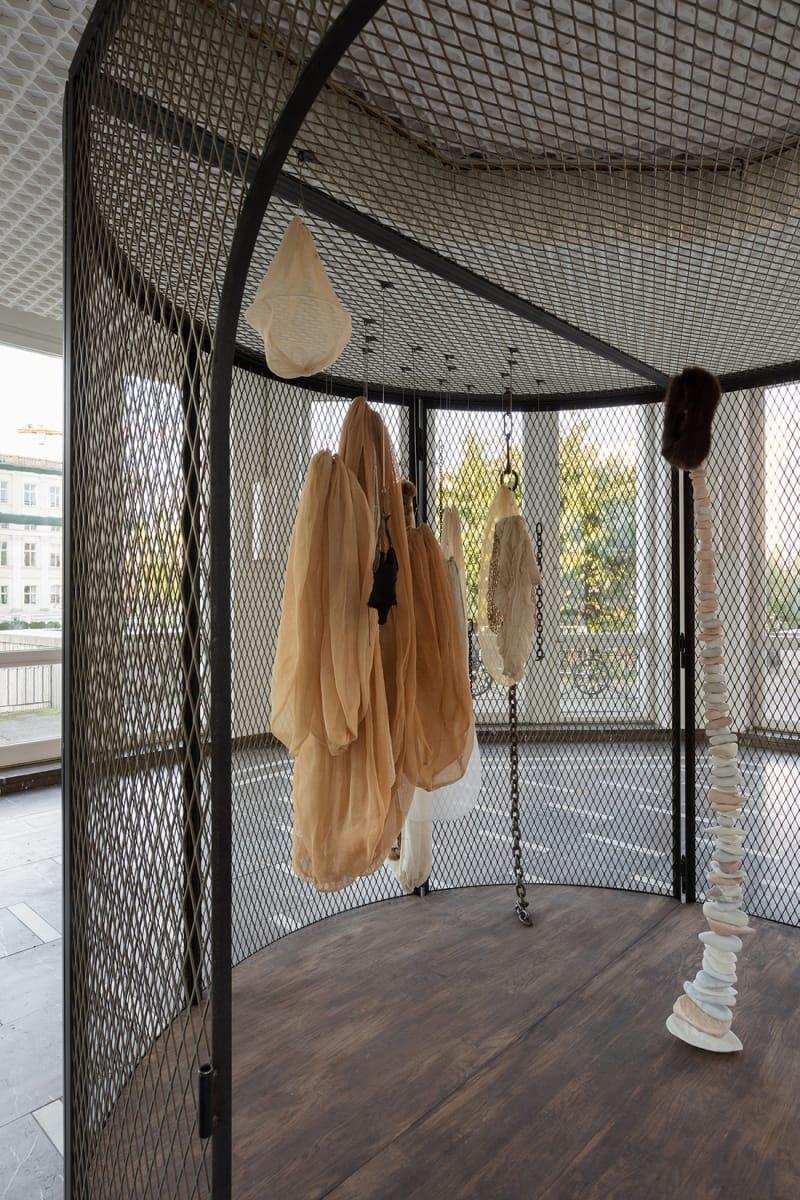 4. Schinkel Pavillon, Louise Bourgeois