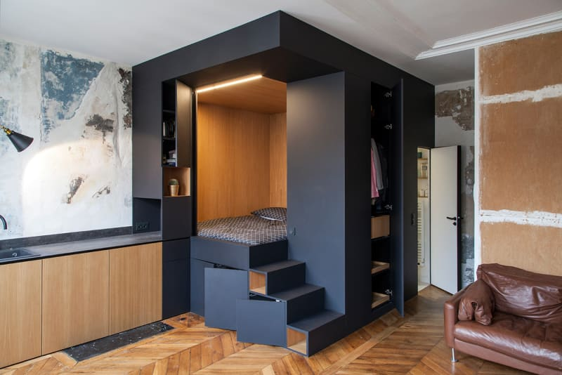 Achille Apartment A