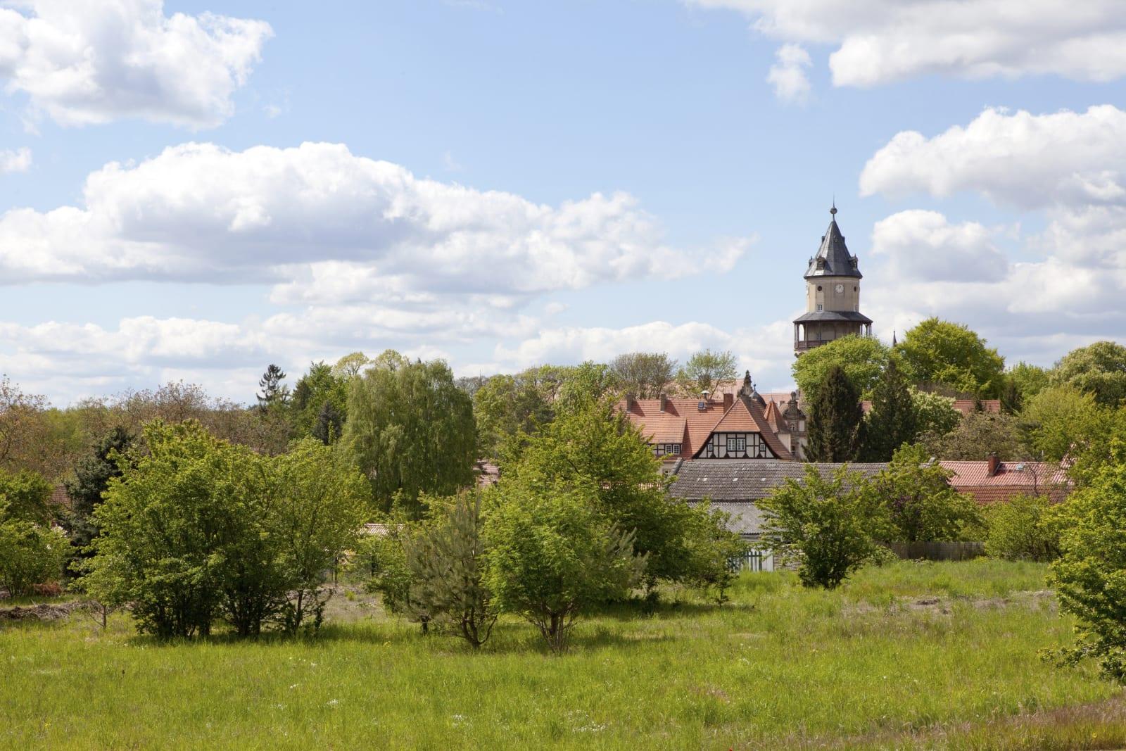 Leben auf dem Land: Kodorf Wiesenburg