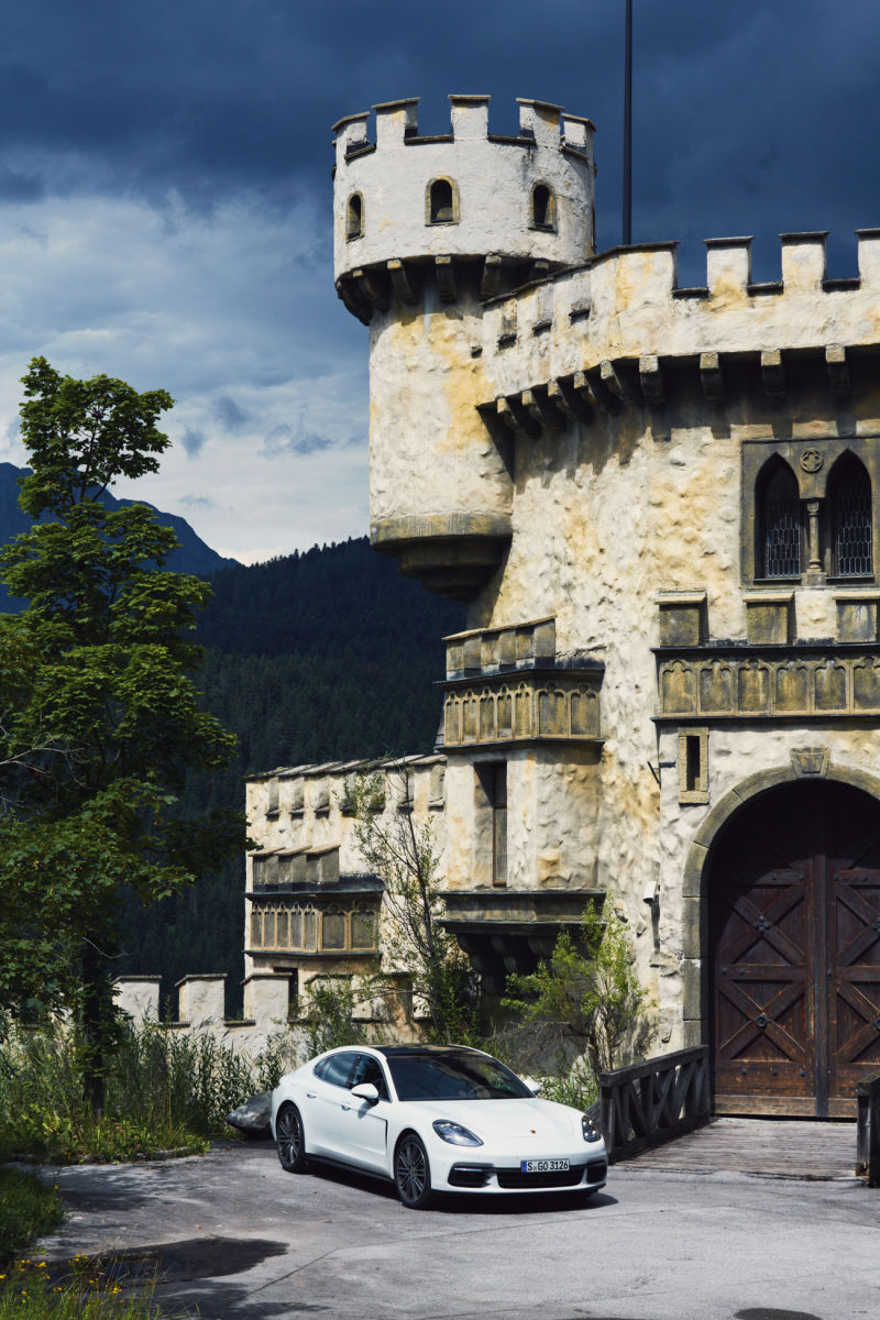 Panorama Porsche A