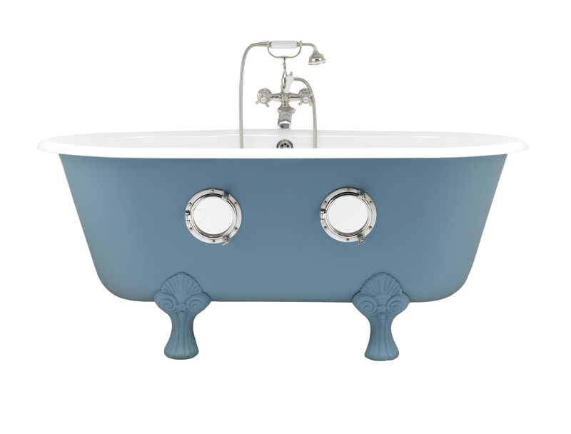 "The Water Monopoly: ""Porthole Bath"""