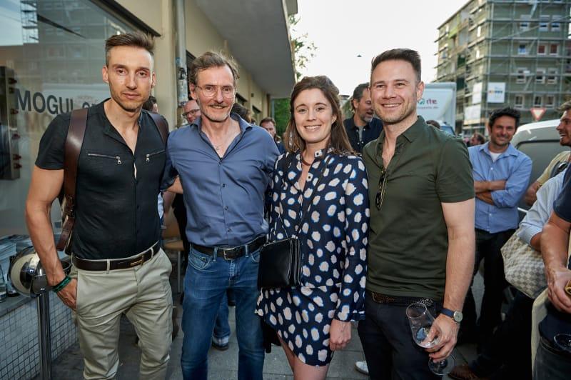Stefan Höglmaier, Volker Thun, Hanna Ruck, Tim Sittmann-Haury.