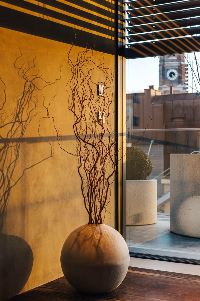 Penthouse Garden Suite