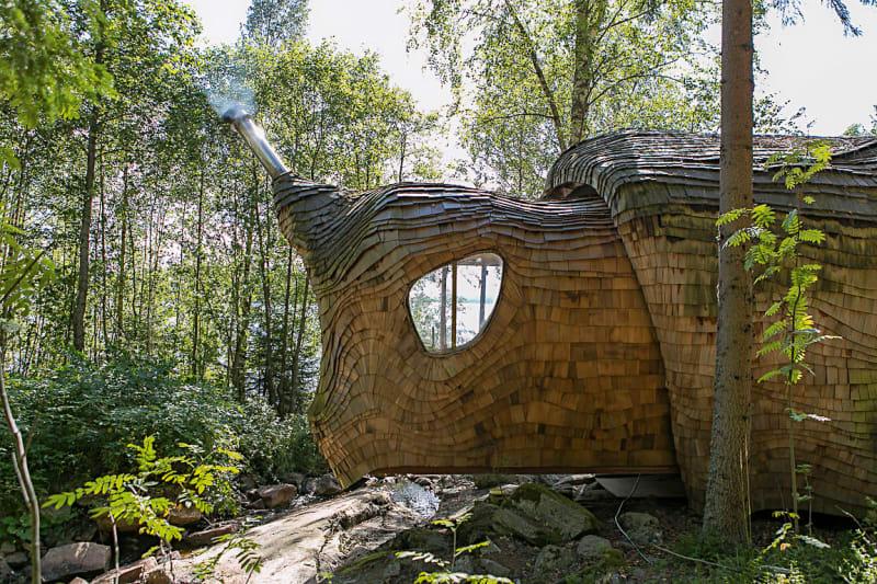9. Ferienhütte in Värmland, Schweden