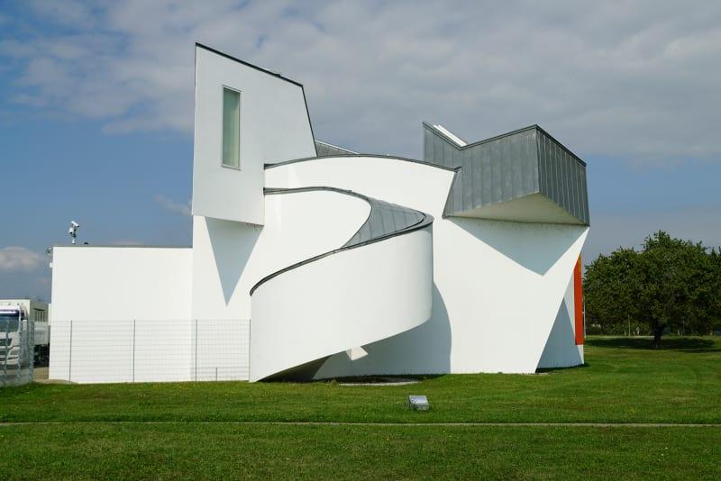 Vitra Design Museum, Weil am Rhein (1989)