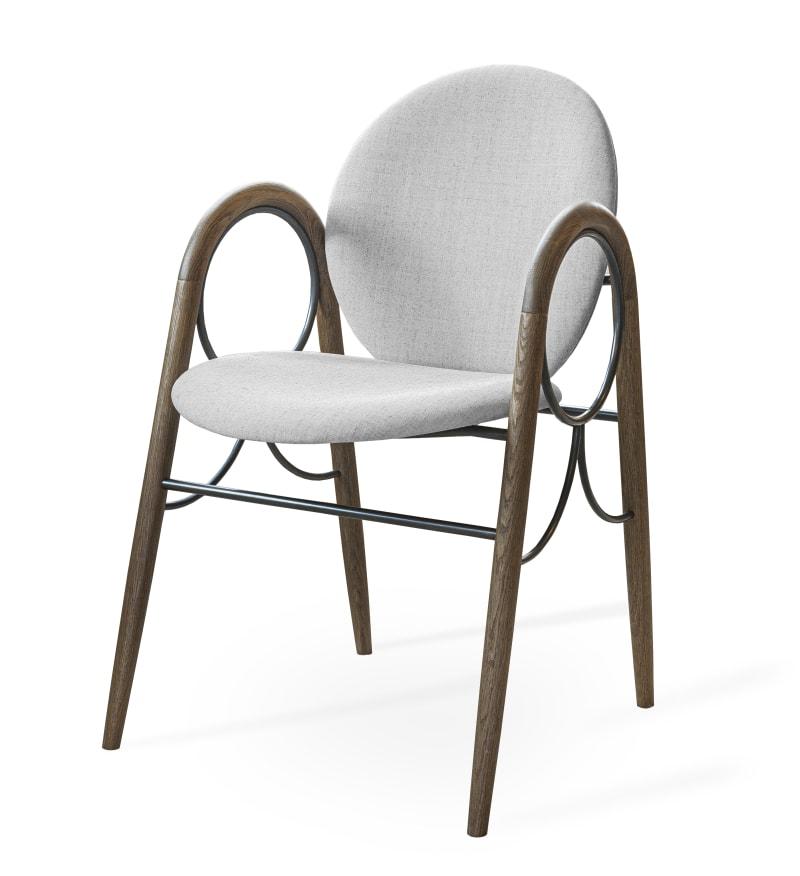 """""""Arkade Chair"""" von Brdr. Krüger"""