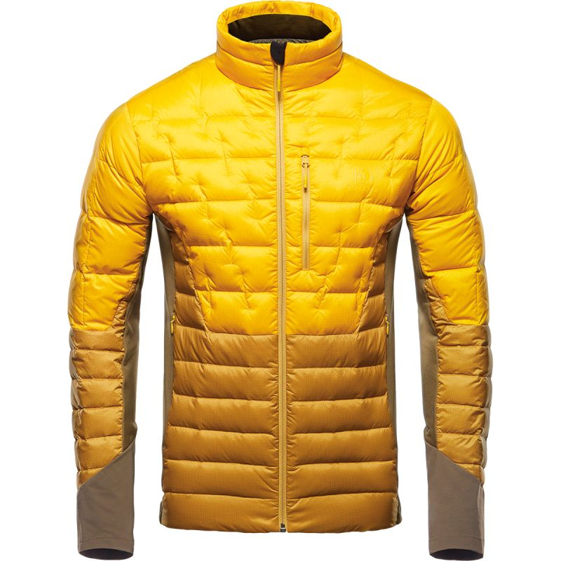 Blackyak Maiwa Down Jacket