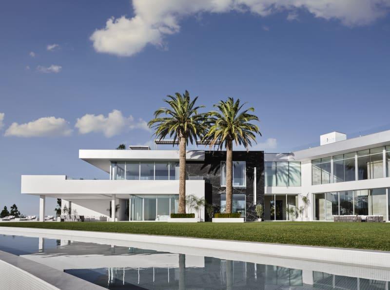 Teuerstes Haus der Welt in den USA