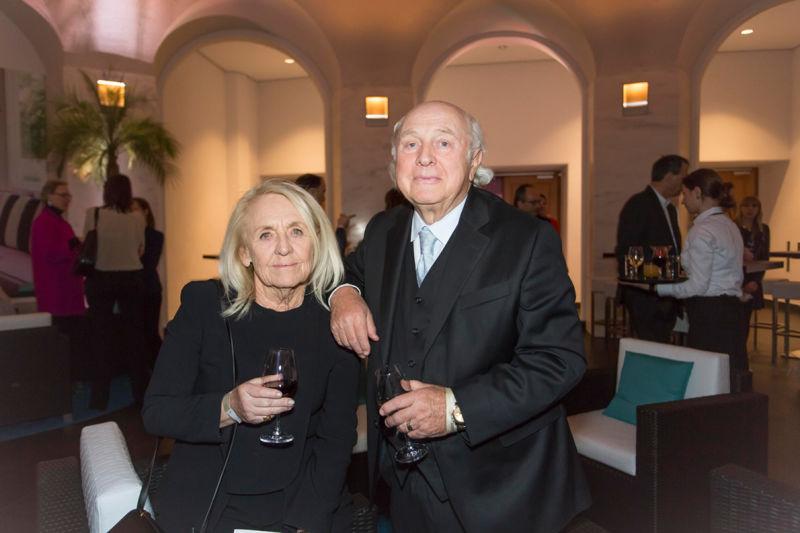 Dori und Norbert Tscherwinka