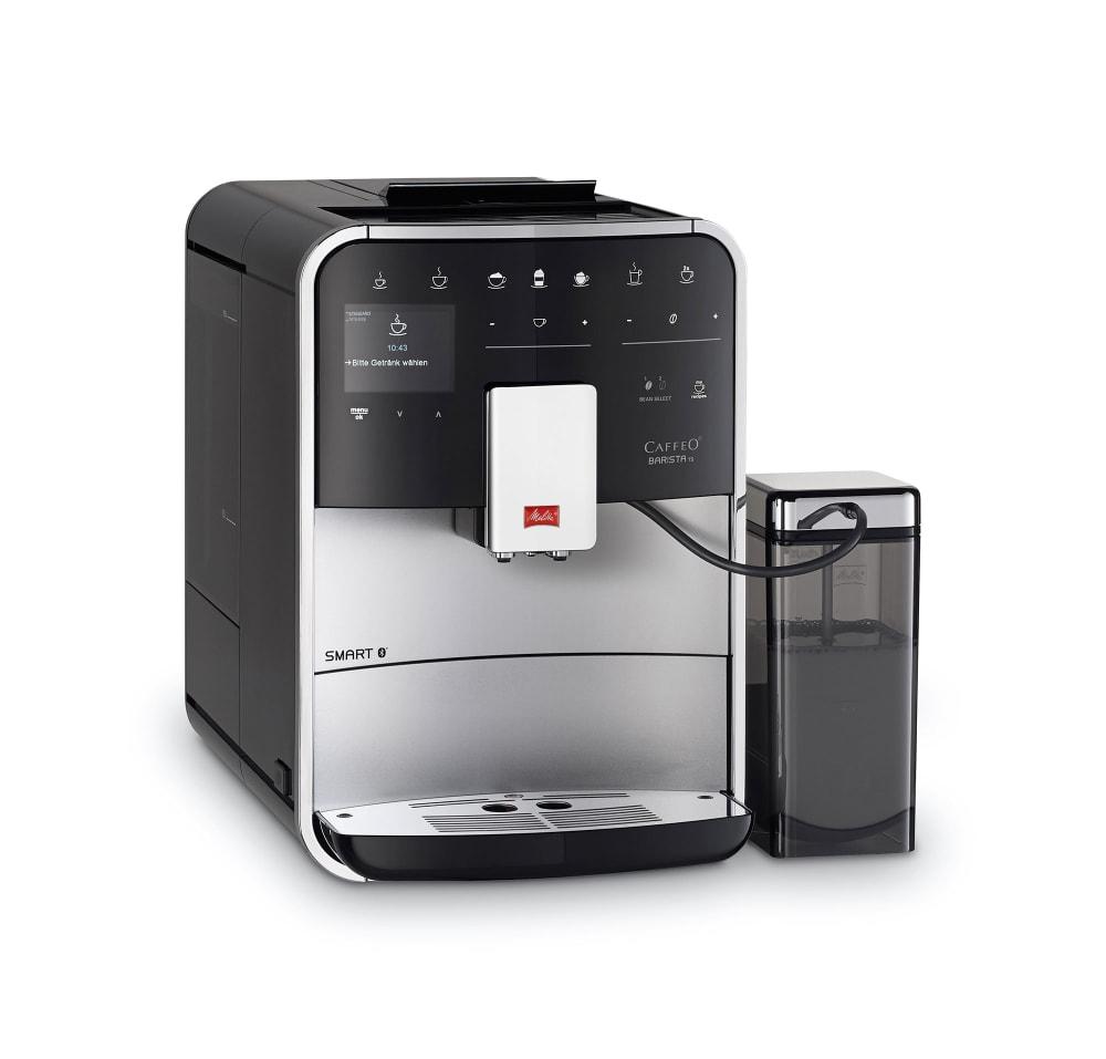"""Gewinnen Sie den Kaffeevollautomat """"TS Smart"""" von Melitta."""