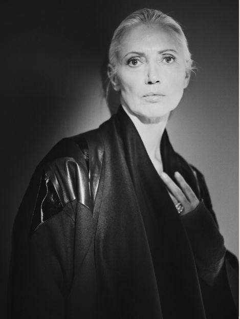 Stefan Milev Porträt Christiane Arp