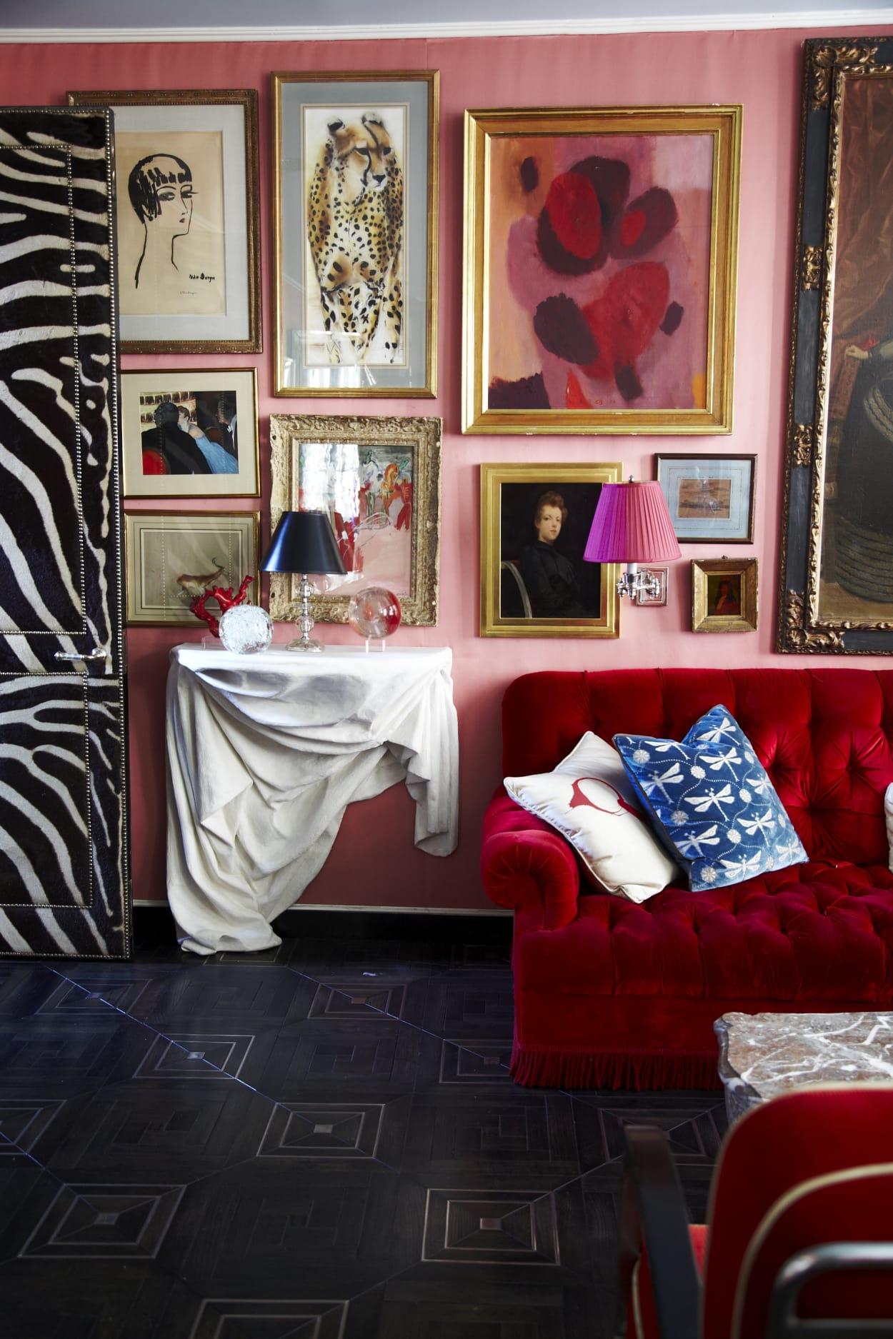 Miles Redd Apartment