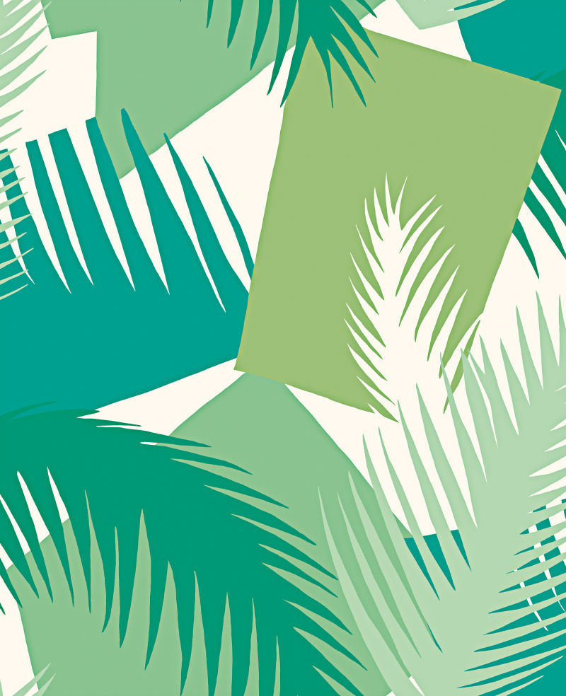 """Deco Palm"""
