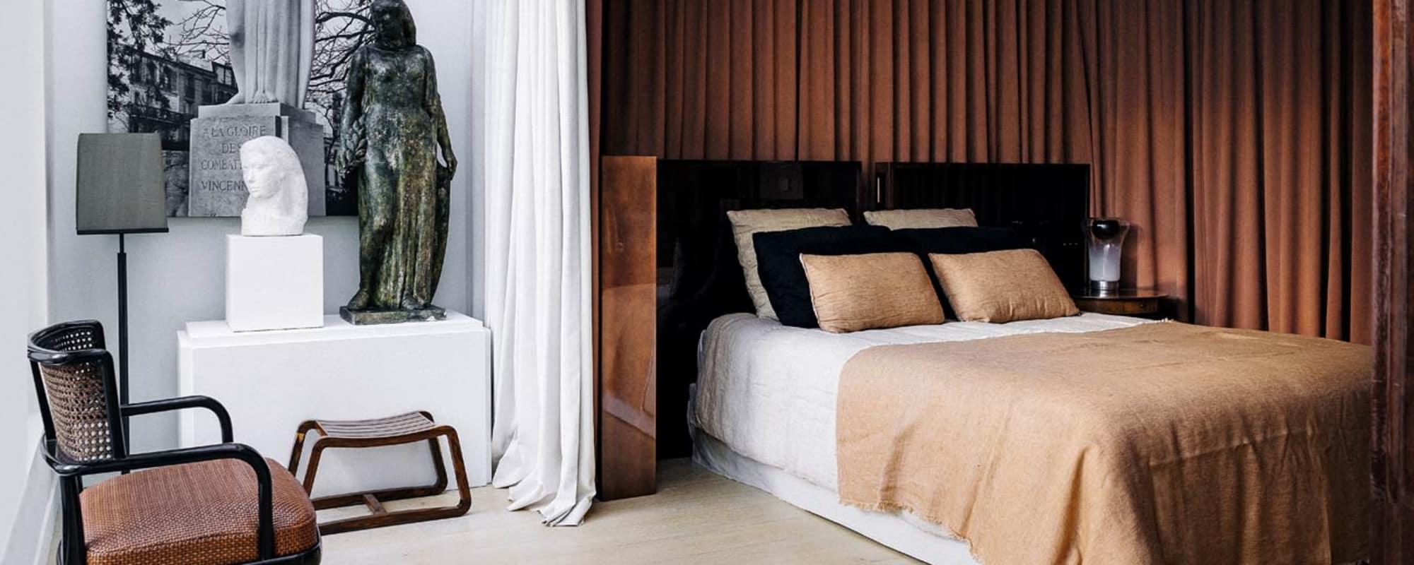 Schlafzimmer einrichten - AD