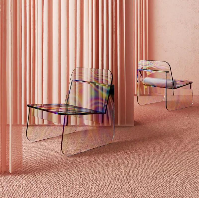 Oil Chair