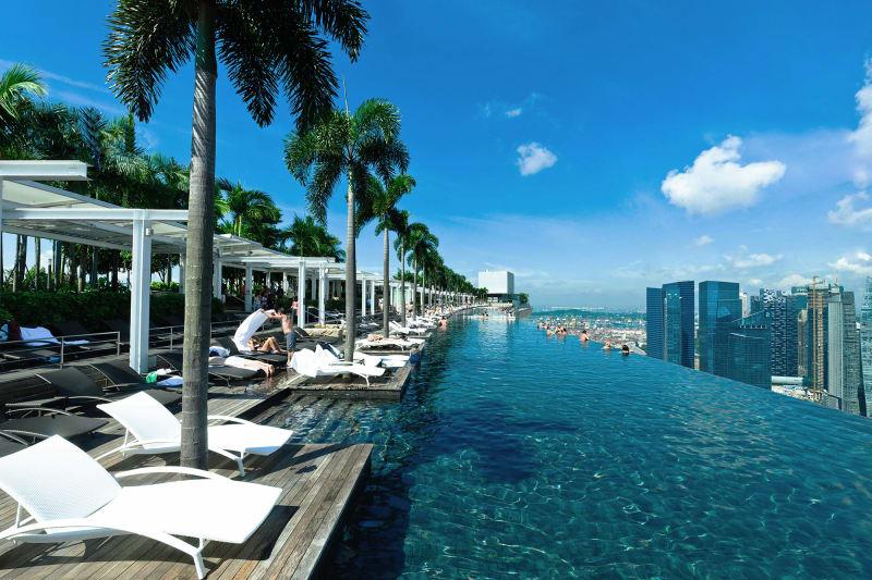 9. Skypark, Singapur