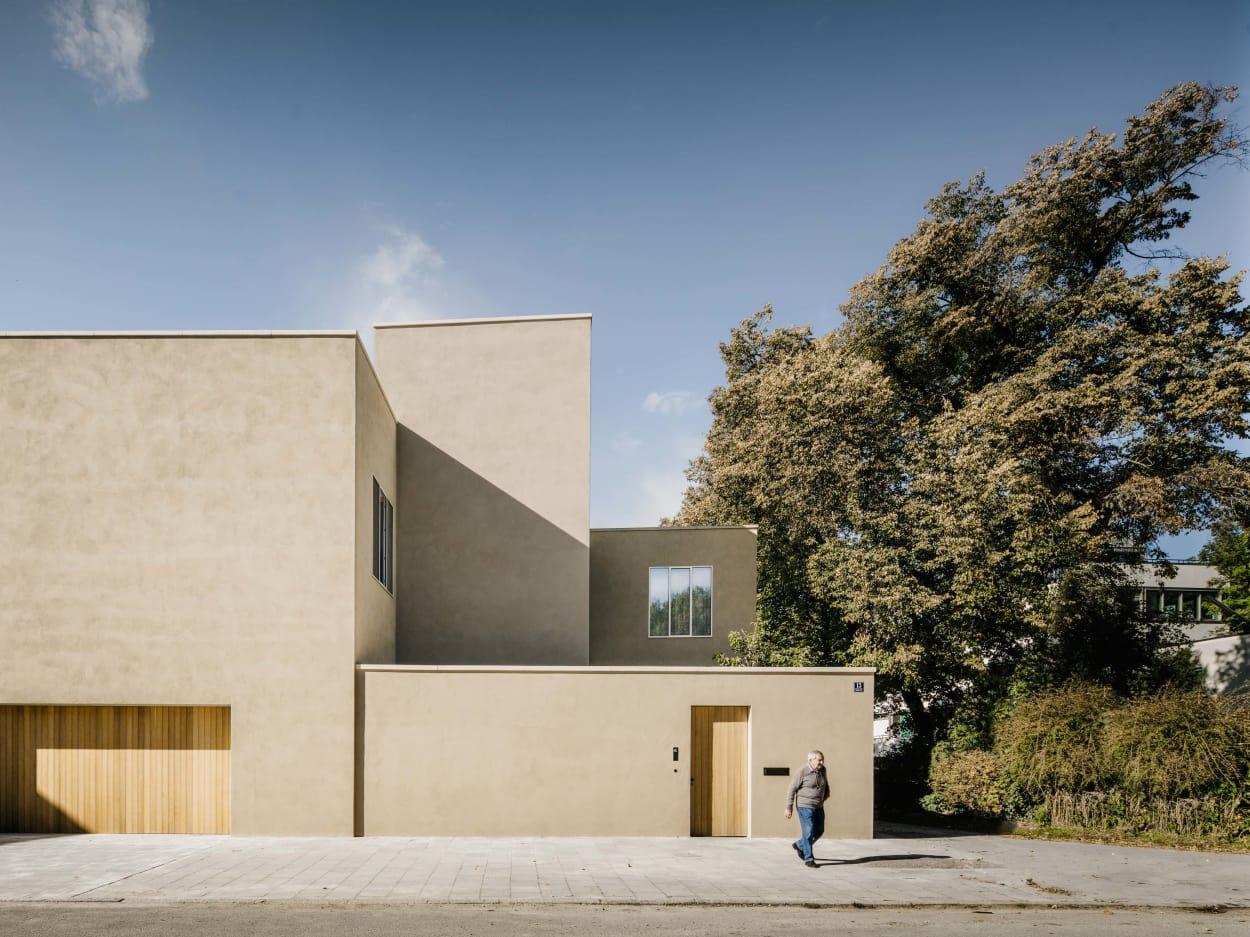 Chipperfield Villa Bogenhausen München Mark Randel