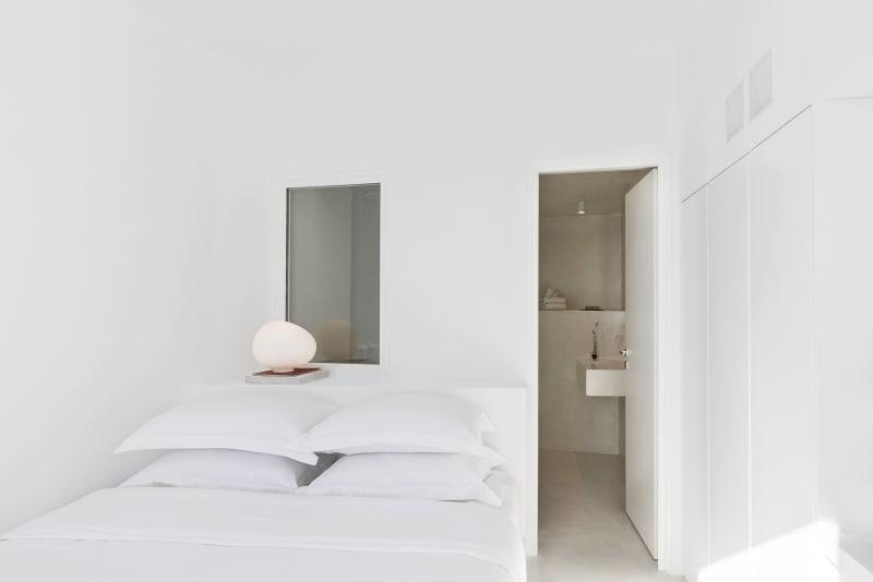 Sommerhaus Fira, Obergeschoss