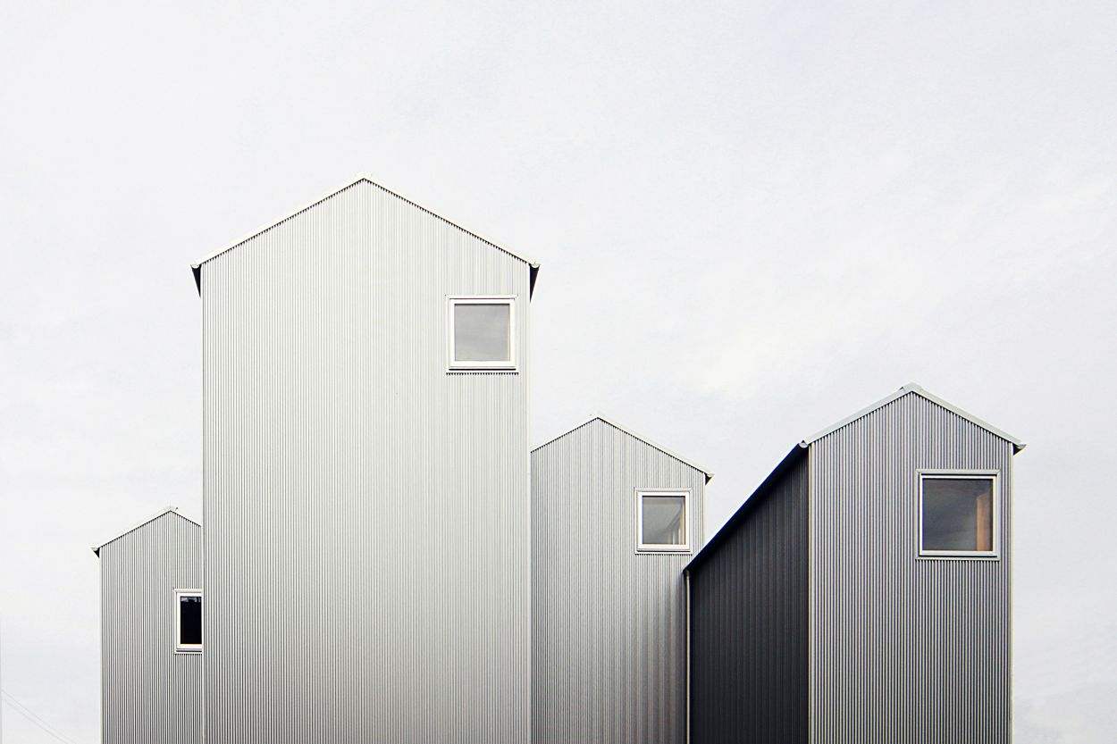 Shuhei Goto, Wohnen Japan, offener Grundriss