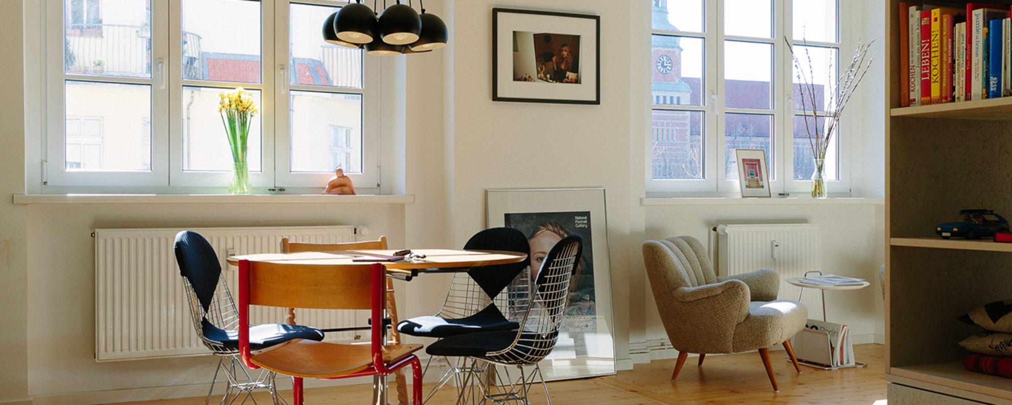 Projekt Duncker, Berliner Wohnung, CBAG Studio, kleine Wohnungen