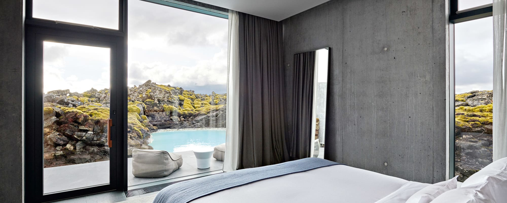 Hotel, The Retreat at Blue Lagoon, Island, Grindavík,