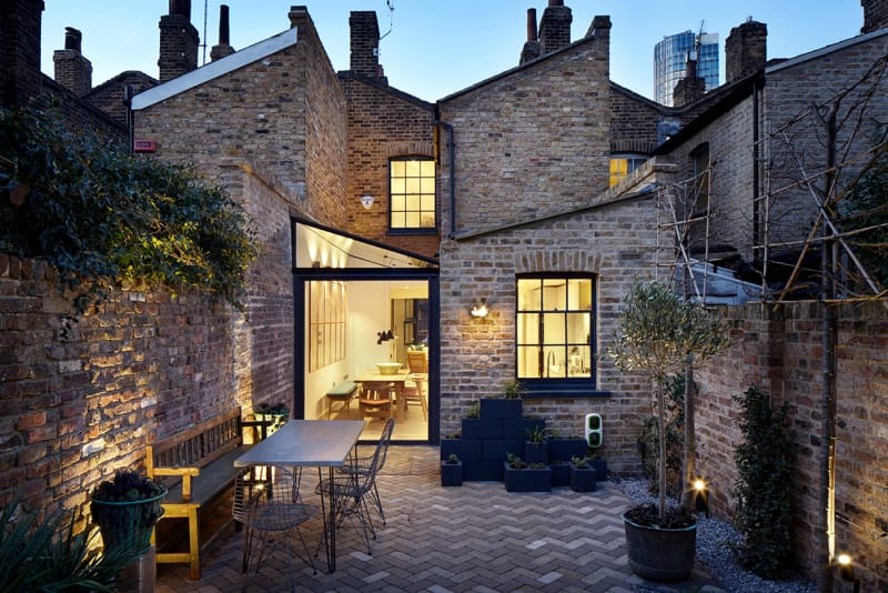 Lambeth Marsh House a