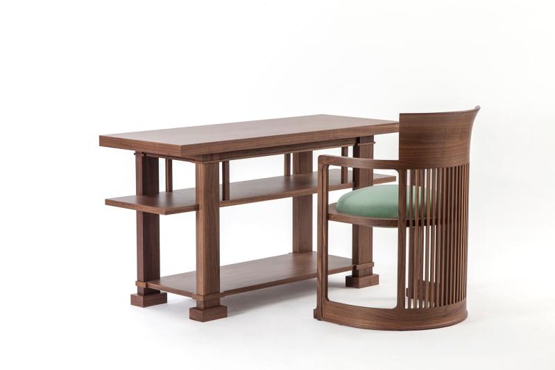 """625 Boynton Hall Table"", 1908"