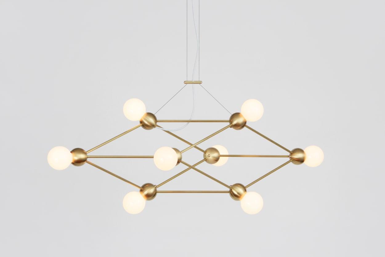 Rosie Li, Rosie Li, chandelier gold