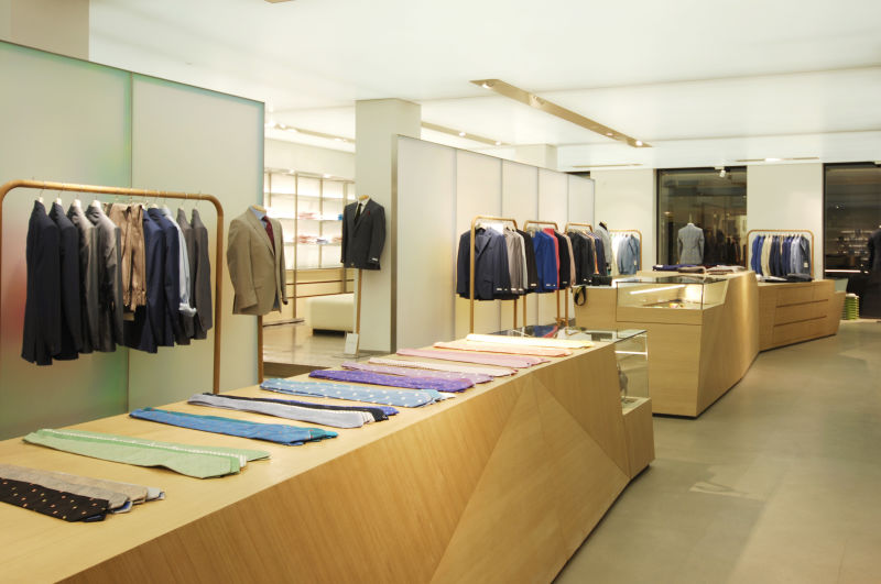 Richard James Store, London