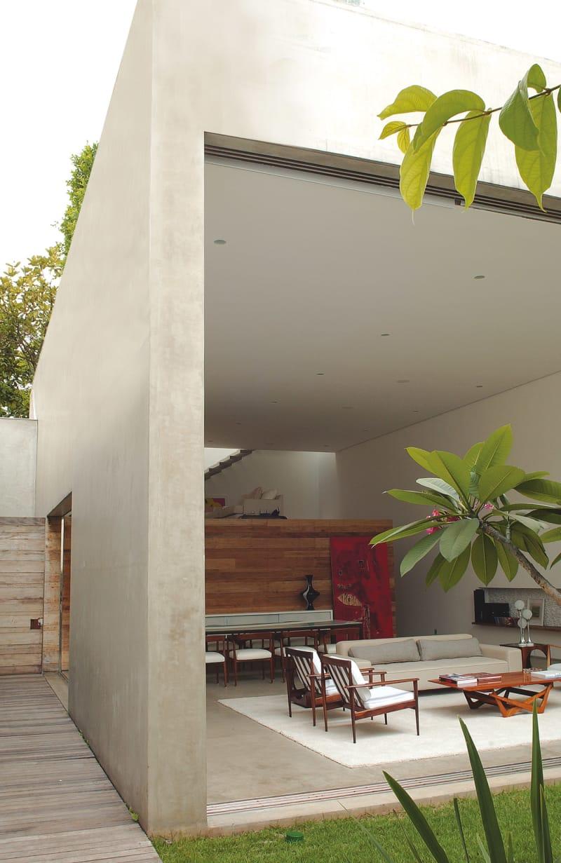 Isay Weinfeld. Casa Cinza