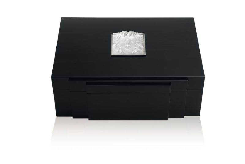 4. Lalique, Schmuckkasten