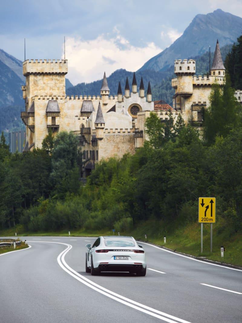 Panorama Porsche F