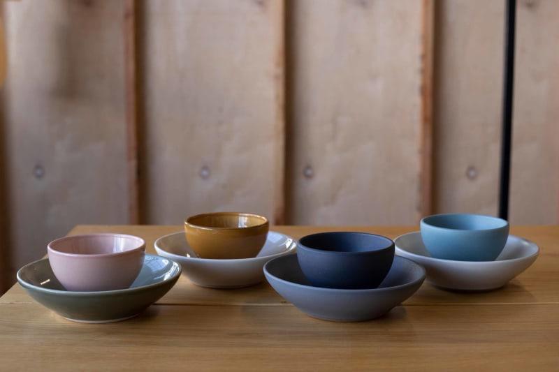 """Geschirr-Serie """"Chez Panisse"""" von Heath Ceramics"""