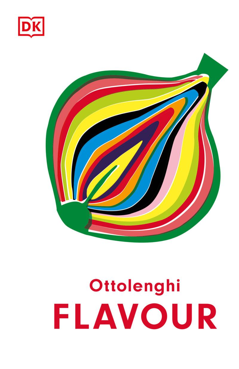 """Buchcover: """"Flavour"""" von Yotam Ottolenghi, DK Verlag"""