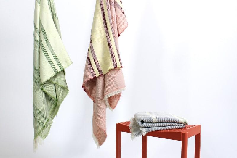 "Vera & Kyte ""Vienna Blanket"" Mood"