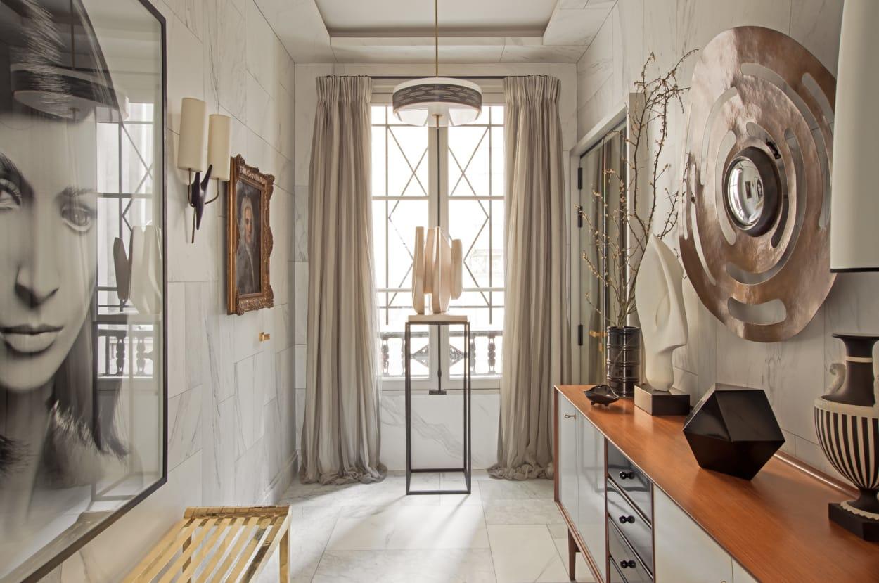 Jean-Louis Deniot, Paris Apartment Deniot, Interiordesign Deniot