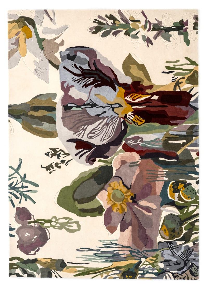 Florale Bodendecker