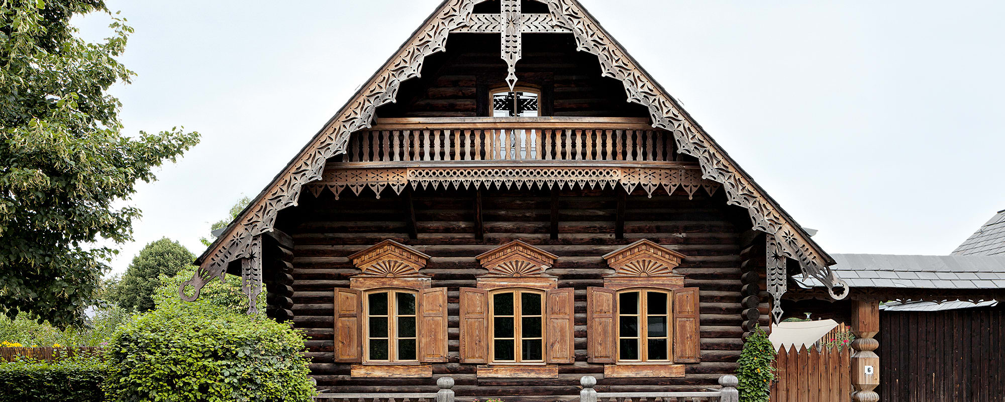 Architektur, Holz, Haus, Potsdamer Kolonie, Alexandrowka