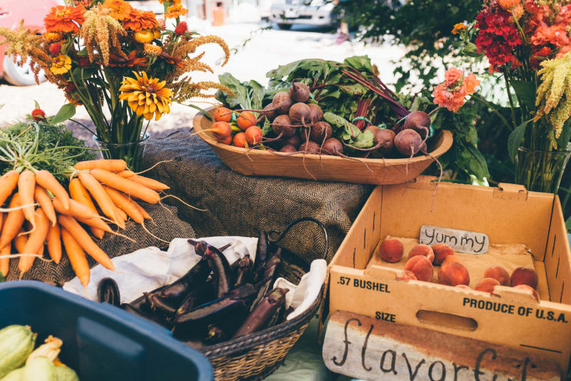 Farmers Black Market Sonoma County 1