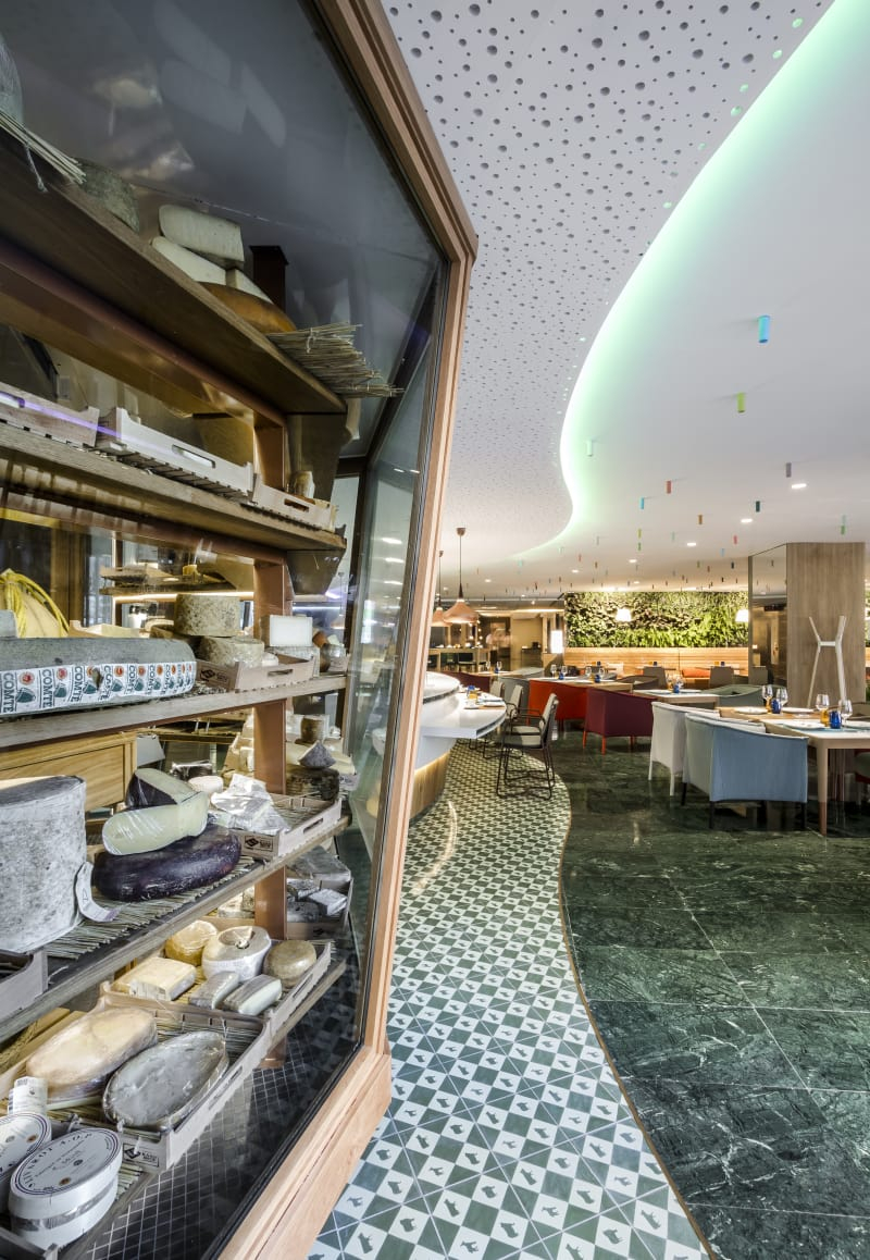 Cheese Bar Poncelet, Barcelona