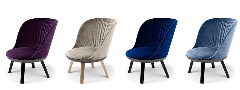 FreiFrau Romy Easy Chair Auswahl
