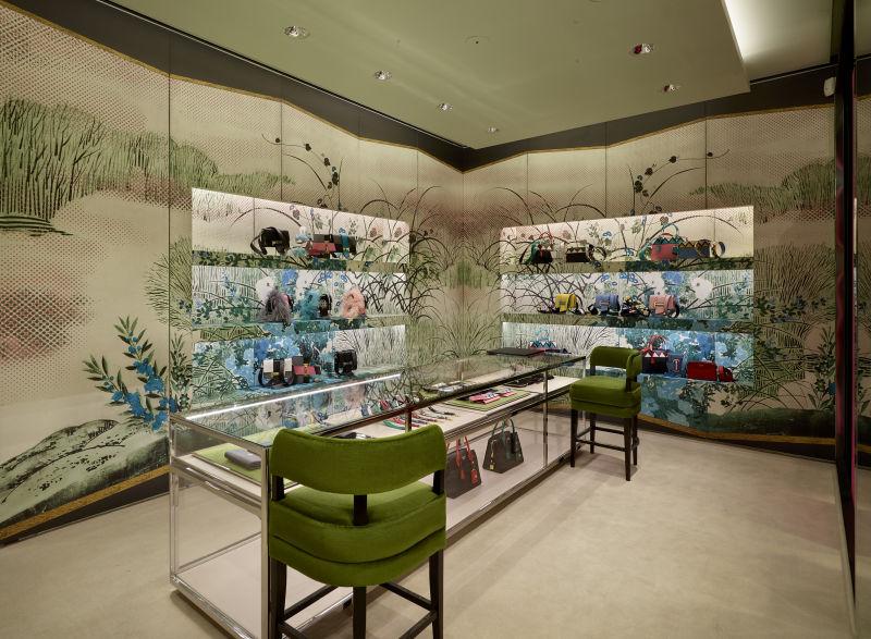 Prada The Graphic Rooms
