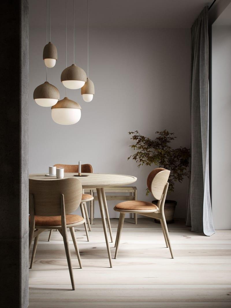 """8. Space Copenhagen für Mater """"The Dining Chair"""""""