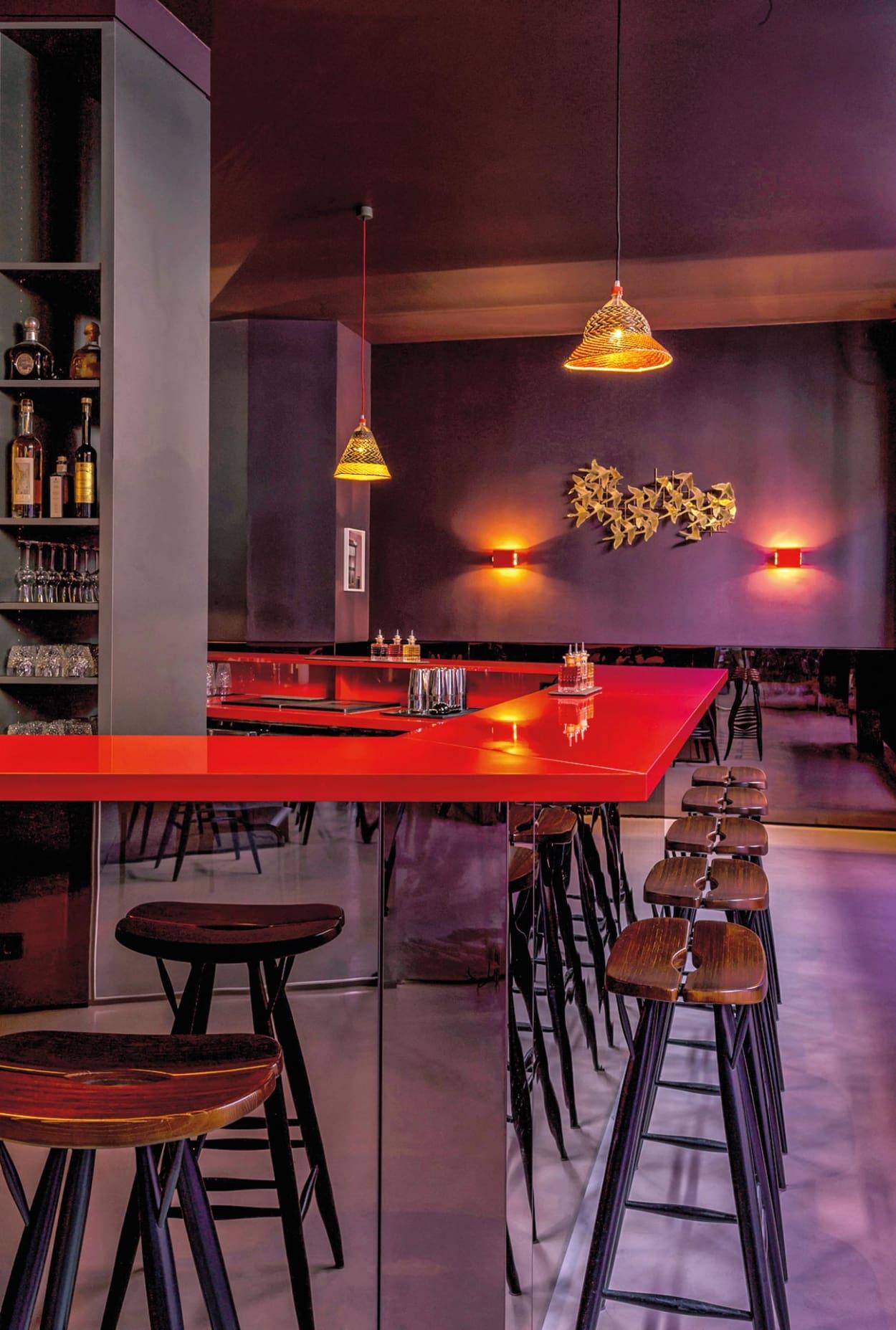 Deutschlands beste Bars & Restaurants auf AD - AD
