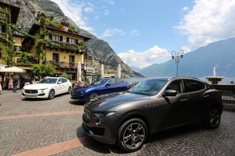 Maserati Levante b