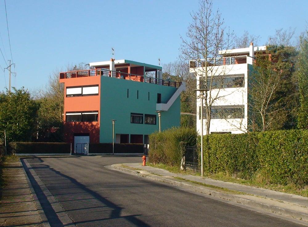 Diese Häuser von Le Corbusier stehen zum Verkauf