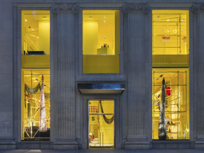 Calvin Klein Store NY