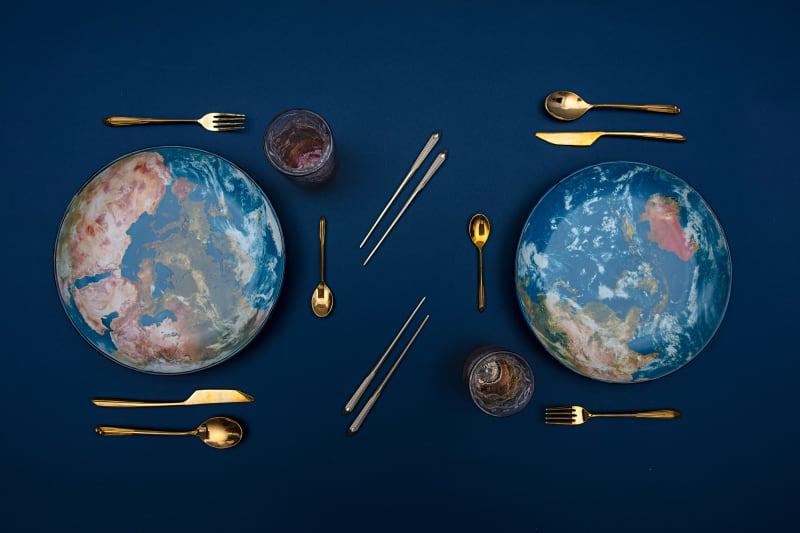"8. ""Cosmic Diner"" von Seletti"