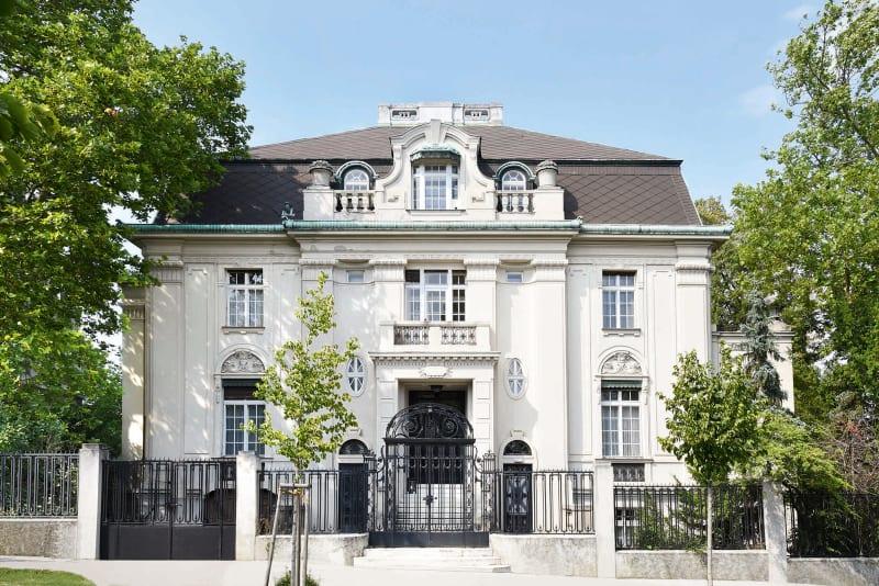 Stadtpalais in Wien, Österreich