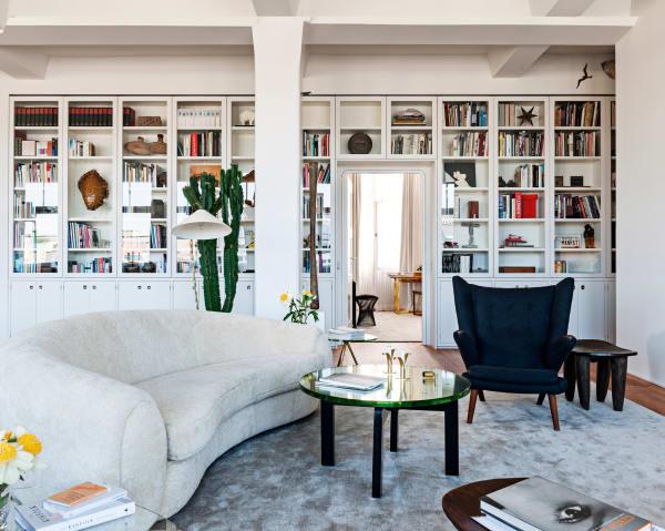 Mit Viel Gespür Hat Annette Kicken Ihre Untypische Berliner Wohnung  Eingerichtet